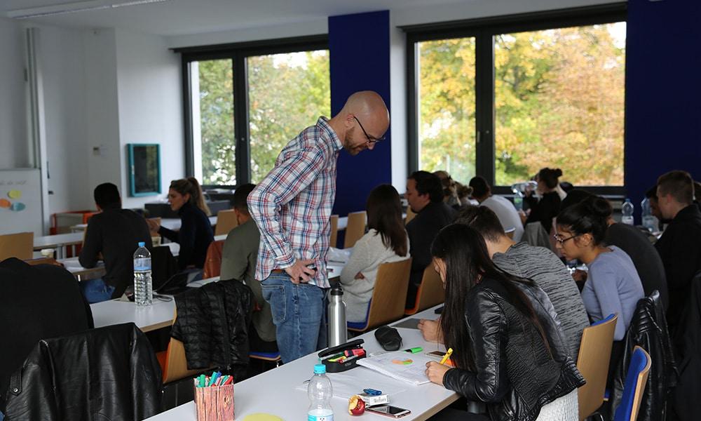 Workshop mit Studierenden
